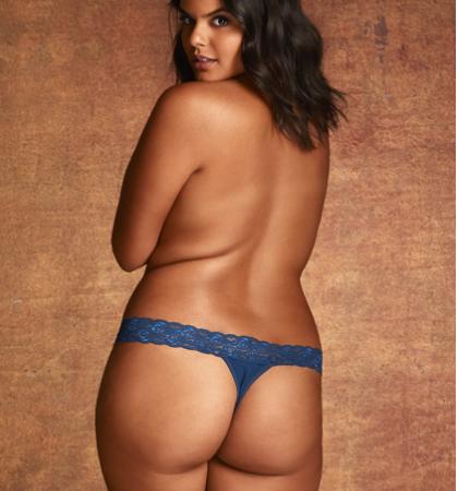 Women Plus Size Thongs